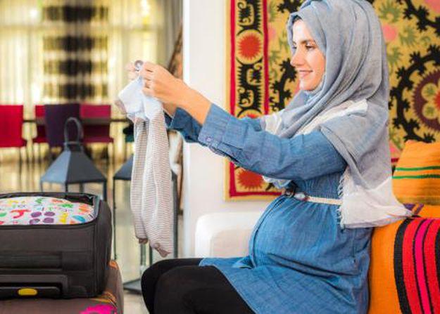 حقيبة الولادة ـ صورة تعبيرية