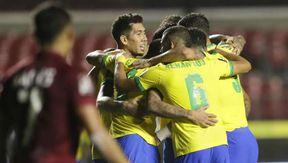 منتخب البرازيل ضد فنزويلا