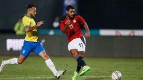 مباراة منتخب مصر الأولمبي ضد البرازيل ودياً عام 2020