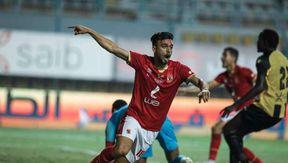 صلاح محسن لاعب الأهلي