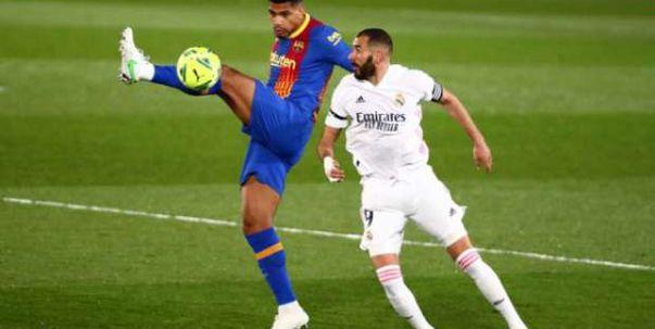 بث مباشر برشلونة وريال مدريد