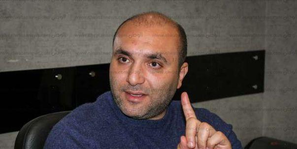 هاني العتال نائب رئيس نادي الزمالك