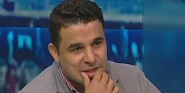 خالد الغندور لاعب الزمالك السابق