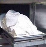 صورة أرشيفية - لجثة فى المشرحة