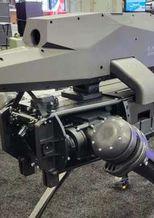بندقية قنص خاصة بـ الكلاب الروبوتية