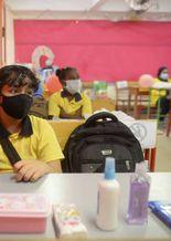 الإجراءات الاحترازية في المدارس لمواجهة كورونا