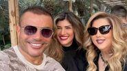 عمرو دياب في حفل عيد ميلاد ريم أبو سمرة