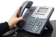 التليفون الأرضي