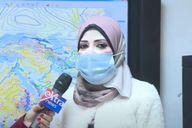 الدكتورة إيمان شاكر مدير مركز الاستشعار عن بعد بهيئة الأرصاد الجوية