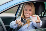 رخصة السيارة