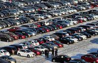 سوق السيارات - أرشيفية