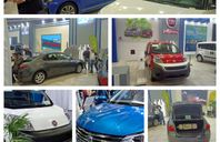 السيارات المشاركة في معرض تكنولوجيا الإحلال والتجديد2021_أرشيفية