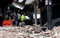 آثار الزلزال تظهر على منازل مدن سويسرا