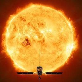 بعد العاصفة الشمسية.. مركبة ترصد مشاهد مرعبة لانفجارات بركانية بالفضاء