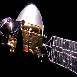 لأول مرة.. الصين تنجح في إنزال مركبة فضائية على المريخ «صور»