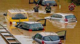 فيضانات أوروبا