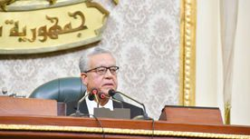 المستشار حنفي الجبالي رئيس مجلس النواب