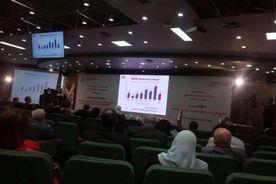 المؤتمر الصحفي لجهاز المركزي للتعبئة العامة والاحصاء