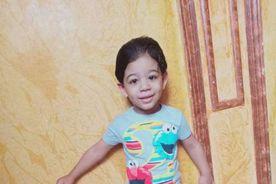 الطفل مالك محمد المصاب بالثلاسيميا