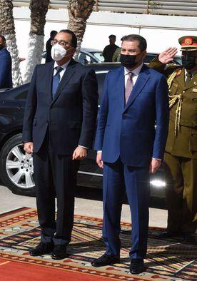 زيارة مدبولي لليبيا