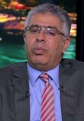 الكاتب الصحفي عماد الدين حسين، عضو مجلس الشيوخ