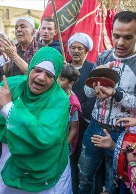 احتفالات الصوفية - صورة أرشيفية