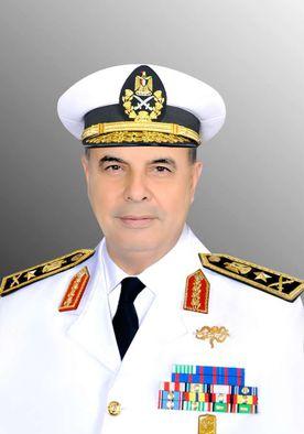 الفريق أحمد خالد قائد القوات البحرية