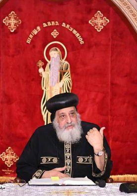 البابا تزاضرس الثاني