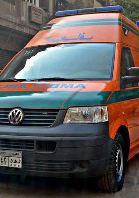 بالأسماء.. إصابة ٥ أشخاص في حادثي سير بسوهاج