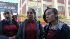 طلاب الثانوي بالغردقة يشكون صعوبة امتحان الرياضة وأعطال السيستم