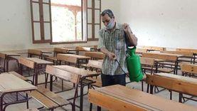 «التعليم»: تعليمات مشددة بمنع دخول الطلاب الامتحان التجريبي دون كمامة