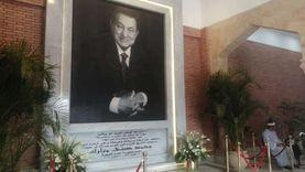 علاء مبارك للمشاركين في إحياء ذكرى وفاة والده: «كتر خيرهم»