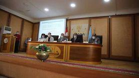 محافظ كفر الشيخ: إنشاء مستشفى أطفال وإطلاق اسم شهيد على مدرسة بقلين
