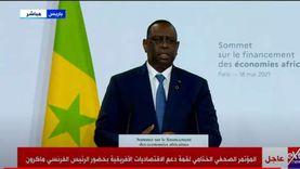 الرئيس السنغالي: من الضروري حصول الشعوب الأفريقية على لقاحات كورونا