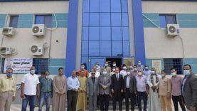 محافظ أسيوط يفتتح وحدة طب أسرة «كودية الإسلام» بديروط