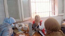 فحص نصف مليون سيدة بمبادرة دعم صحة المرأة بالمنيا
