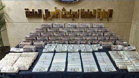 ضبط شخص بدمياط لاتجاره غير المشروع فى النقد الأجنبى بقيمة 3.5 مليون جنيه