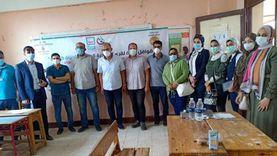 «صناع الخير» ومجلس الوزراء والبنك الأهلي ينظمون قافلة طبية ببورسعيد