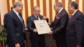 «الشوربجي» لوزير الإعلام الأردني: الصحف القومية استعادت بريقها في عهد السيسي