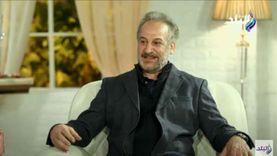 عمر زهران: شاركت في «الريس عمر حرب» بسبب حبي للشخصيات الصامتة