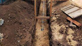 125 مليونًا لتزويد المناطق المحرومة بسوهاج بالمياه والصرف الصحي