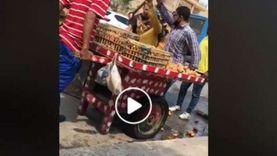 """رئيس الجهاز يكشف تفاصيل واقعة عربة """"التين الشوكي"""" بالقاهرة الجديدة"""