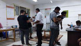الرجال يتفوقون على النساء في التصويت بلجان 6 أكتوبر