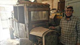 حكاية أول سيارة تدخل الغردقة: مصنوعة من الخشب وعمرها قرن (صور)