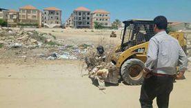 حملة مكبرة لتنظيف منطقة جربي الصيادين برأس البر