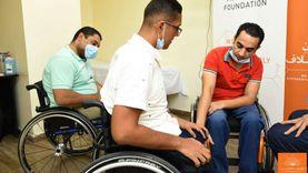 """مشروع لدعم 100 طالب جامعي من مستخدمي الكرسي المتحرك بـ""""المقاس"""""""