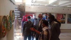 محافظ القليوبية يفتتح فعاليات مؤتمر أدباء إقليم القاهرة الكبرى