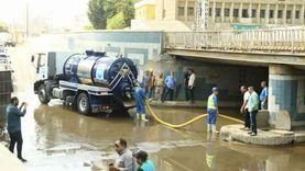 محاكاة وبرنامج تدريبي لمواجهة تراكم مياه الأمطار بشوارع الدقهلية