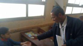 طلاب شمال سيناء يؤدون امتحان الأحياء والفلسلفة والمنطق