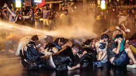 اعتقال 50 إسرائيليا خلال مظاهرات أمام منزل نتنياهو